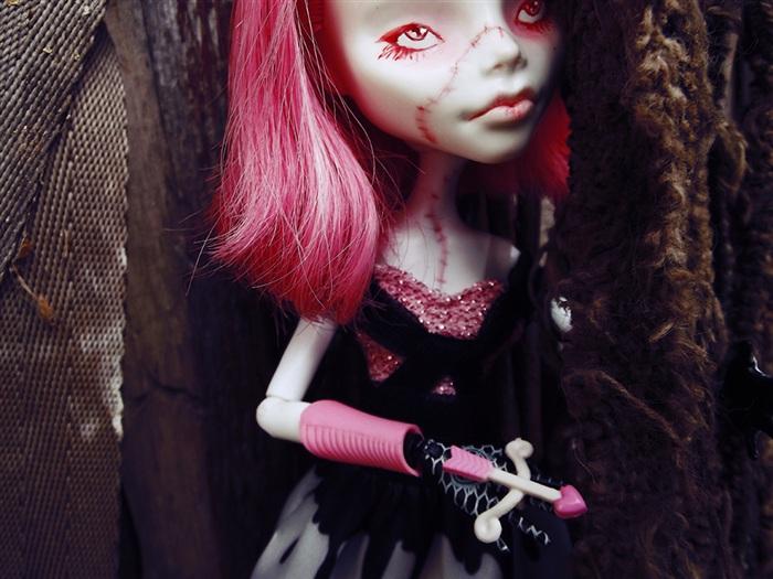 Кукла Кира Морган