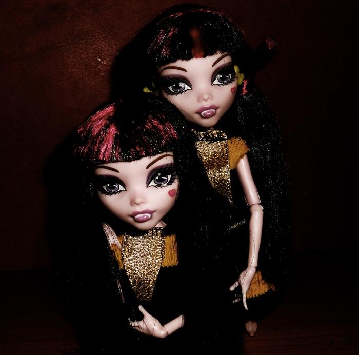 Кукла Шарлотт и Фредерик
