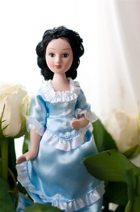 Кукла Лариса Огудалова