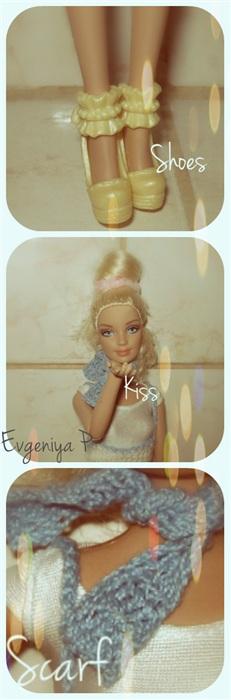 Кукла Женя