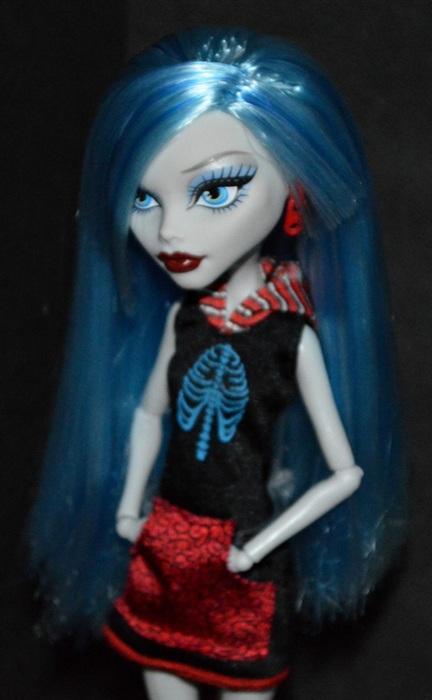 Кукла Amber
