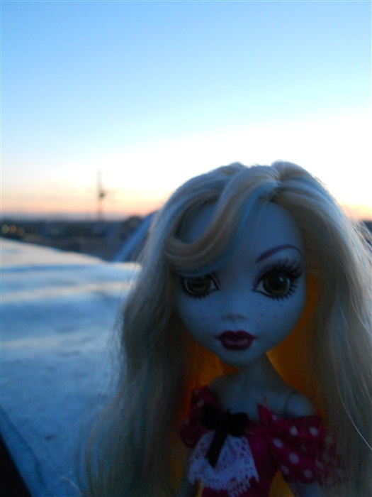 Кукла Ло (Leau)