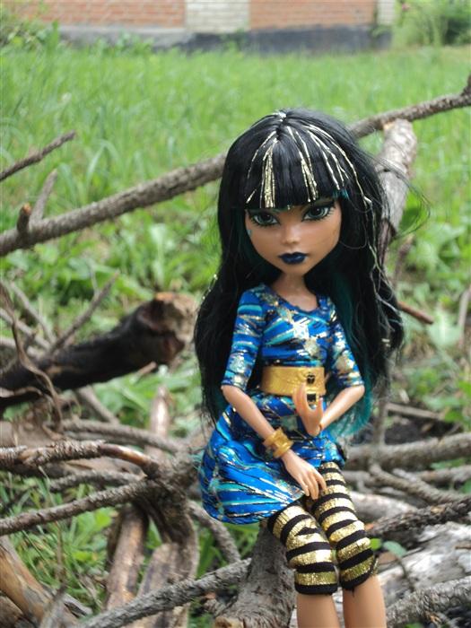 Кукла Клеопатра