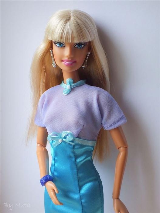 Кукла Jessica