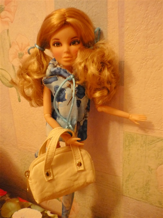 Кукла Альбина