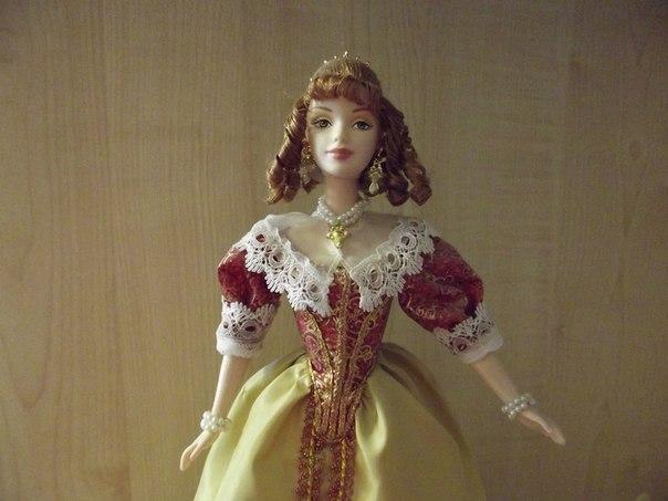 Кукла Мария-Антуанетта