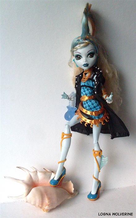 Кукла Лагуна