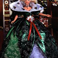 1995 Happy Holidays® Barbie® Doll