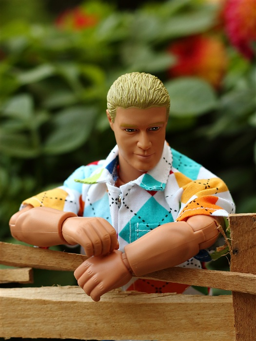 Кукла Егор