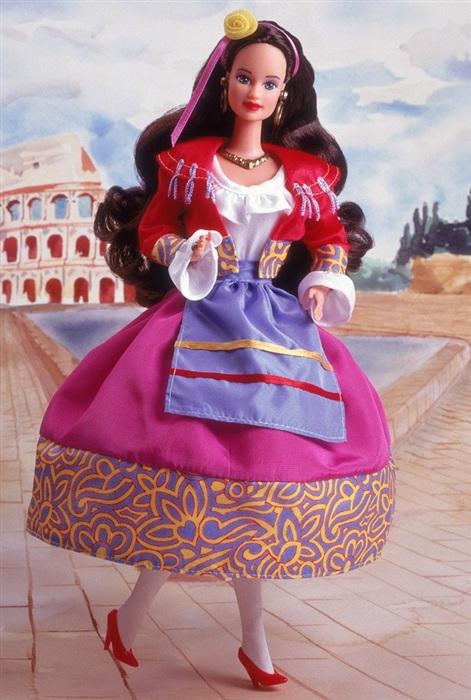 Кукла Italian Barbie® Doll 2nd Edition