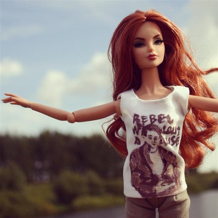 Кукла Лаура