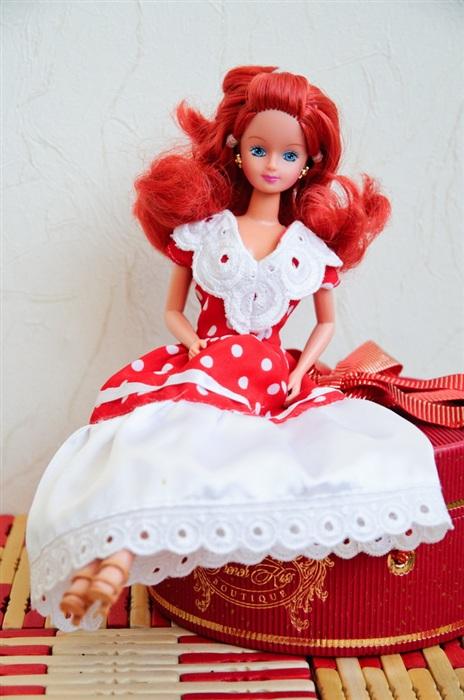 Кукла Скарлетт
