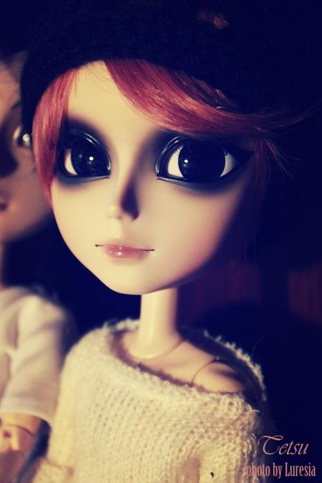 Кукла Тэцу