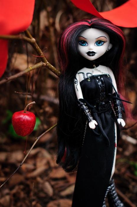 Кукла Агния Нигредо