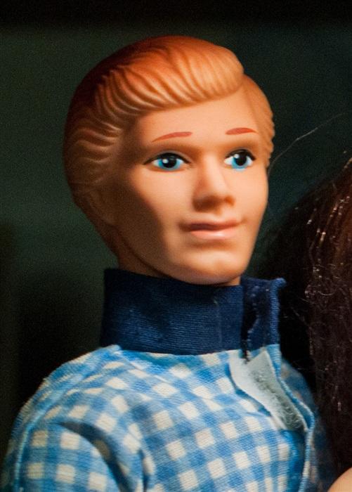 Кукла Виктор