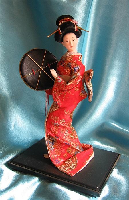 Кукла Кихару