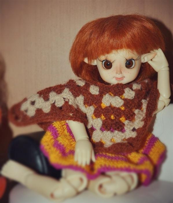 Кукла Эльфи