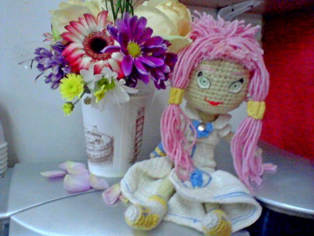 Кукла Акари