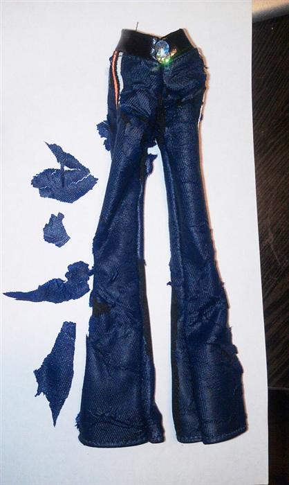 Сезонная линька штанов