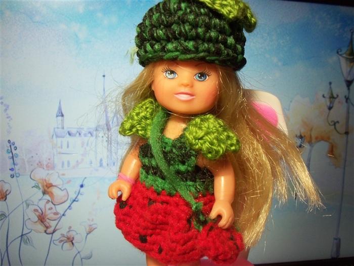 Кукла Сандия