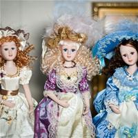 Викторианские дамы