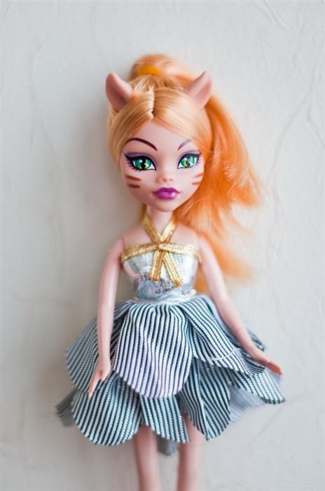 Кукла Тигрица