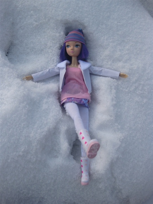 Кукла Empty