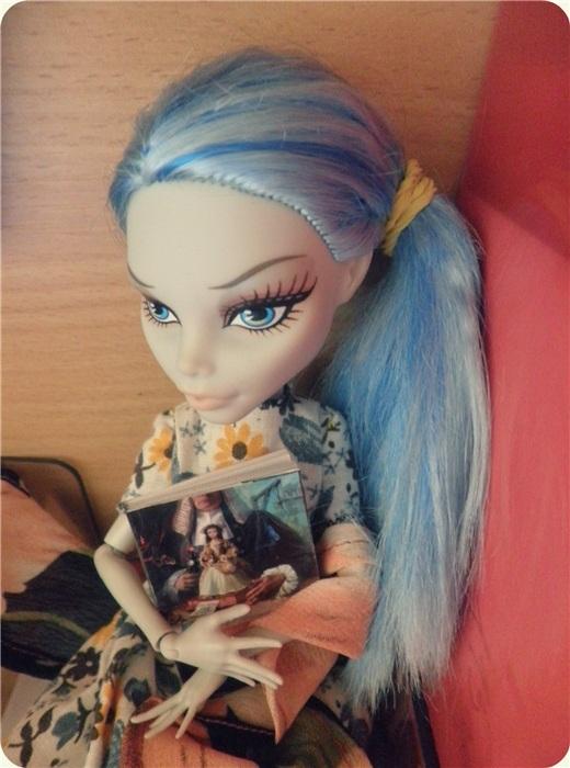 Кукла Эдельвейс