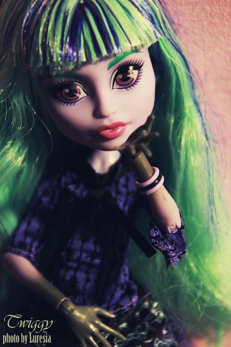 Кукла Твигги