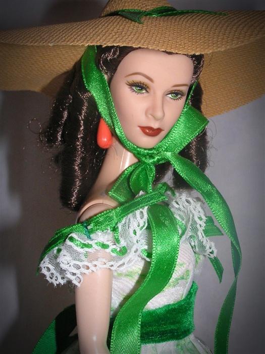 Кукла Scarlett
