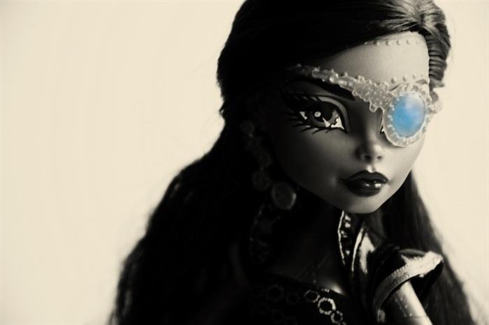 Кукла Индиго [Ржавчина] Миллер