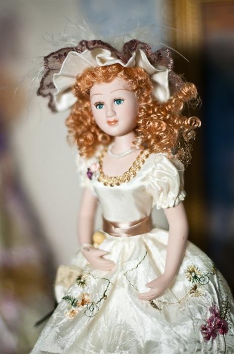 Кукла Матильда