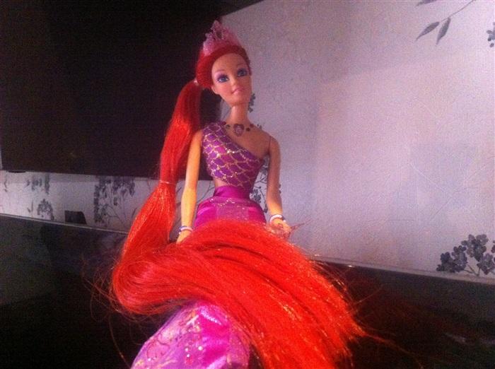 Кукла Сиенна