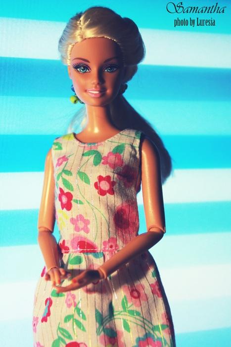 Кукла Саманта