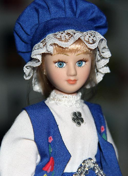Кукла Ева-Лотта