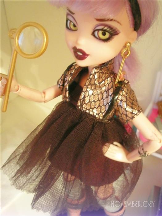 Кукла Gwendoline Disaster