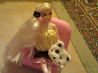 Кукла Кассандра