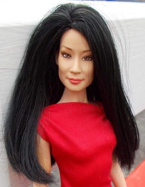 Кукла Люси Лью