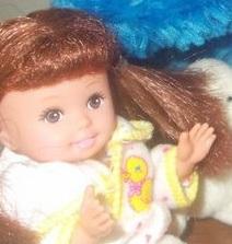 Кукла Жуля Харлей