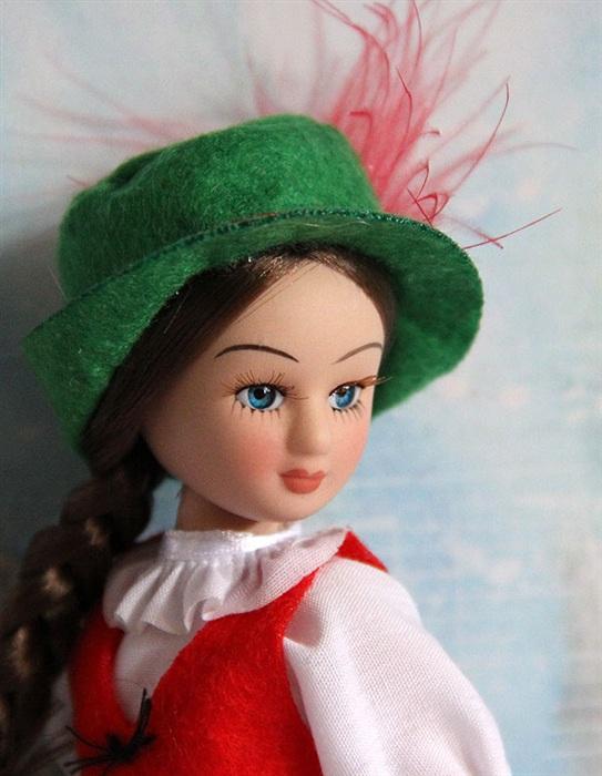Кукла Мария