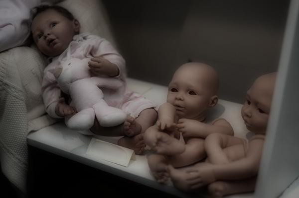 Куклы младенцев