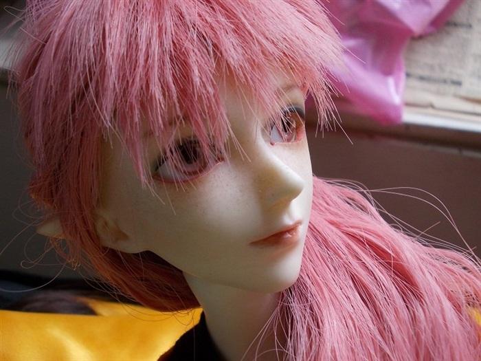 Кукла Мрамор