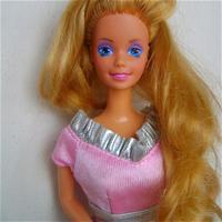 Super hair barbie 1986