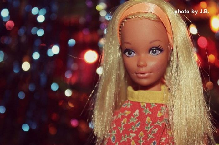 Кукла Sun Lovin' Malibu PJ 1978