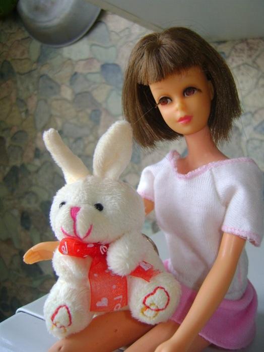 Кукла Francie  Bendable Leg  (1966 - 1968)