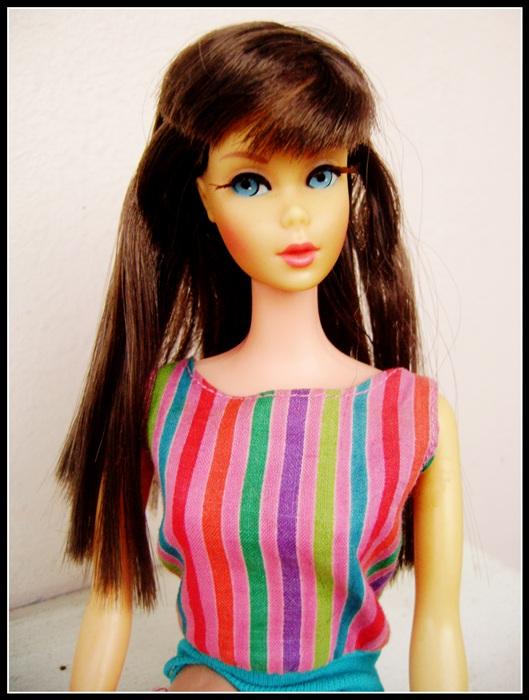 Кукла Barbie TNT