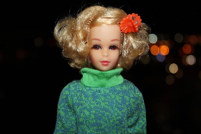 Кукла Francie Vintage 60-s
