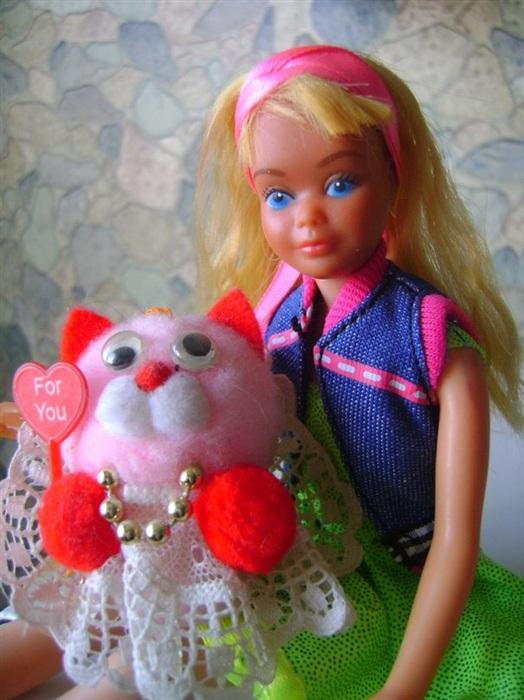 Кукла Skipper vintage