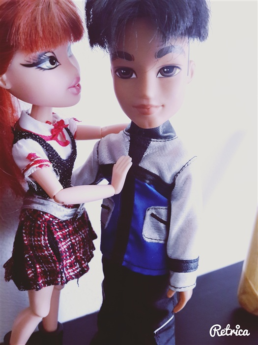 Кукла Park Yoon Na