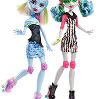 Abbey Bominable & Ghoulia Yelps